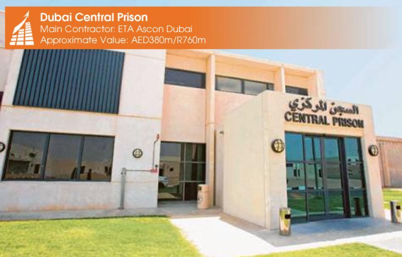 DUBAI CENTRAL PRISON