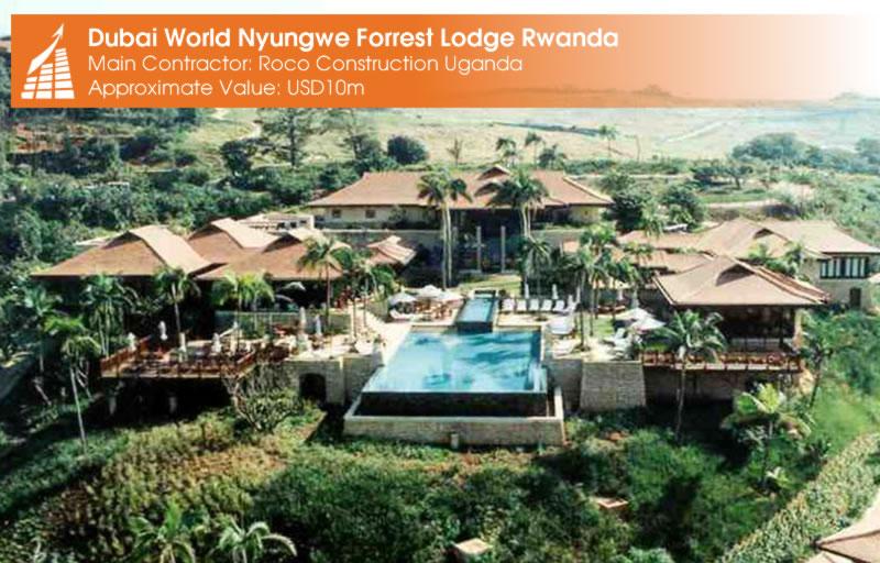 NYUNGWE FORREST LODGE - RWANDA