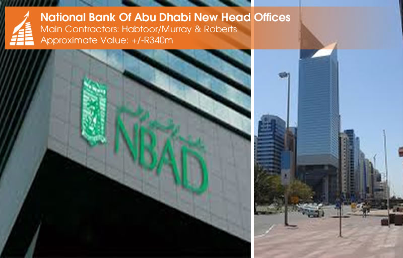 national bank of abu dhabi essay Abu dhabi is the capital and the second most populous city of the united arab  emirates (the  pictorial essay of old abu dhabi  notable etihad towers, abu  dhabi investment authority tower, the national bank of abu dhabi headquarters, .