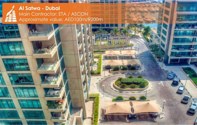 AL SATWA - DUBAI