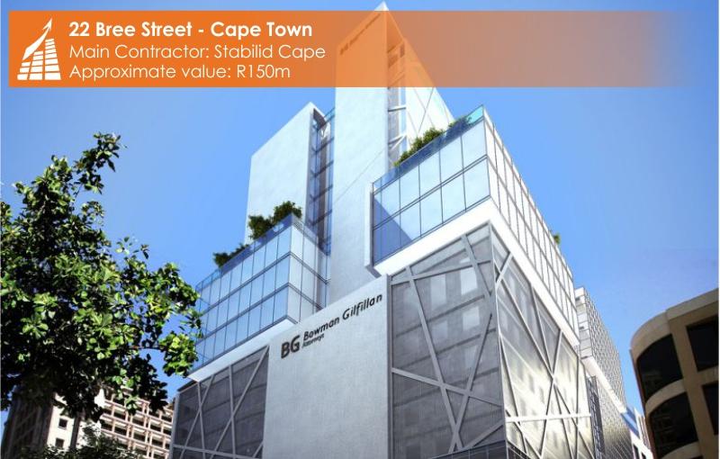22 BREE STREET - CAPE TOWN