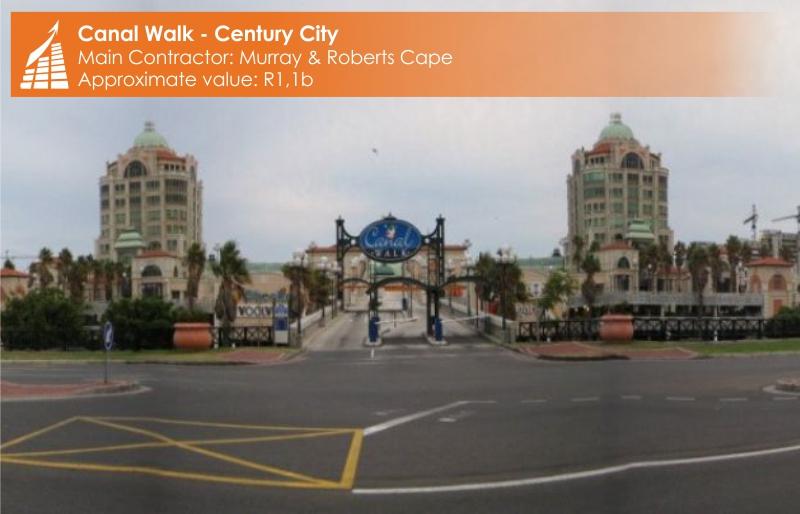 CANAL WALK - CENTURY CITY