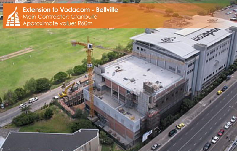 EXTENSION TO VODACOM