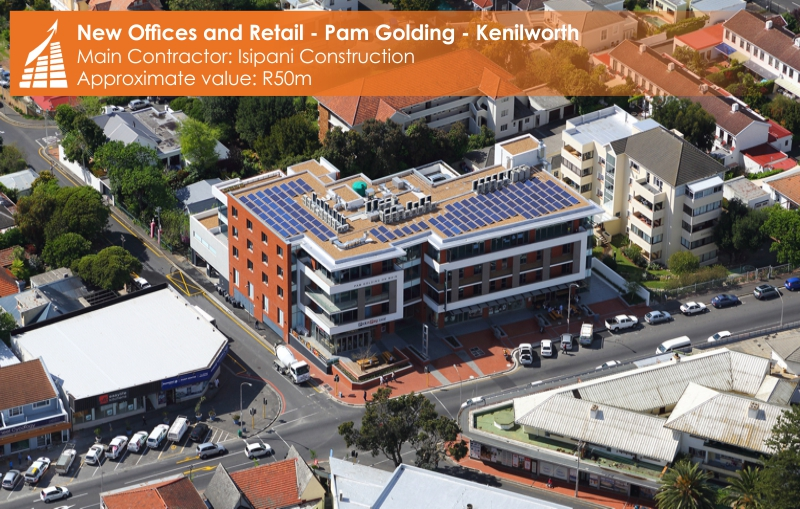 NEW OFFICES AND RETAIL - KENNILWORTH