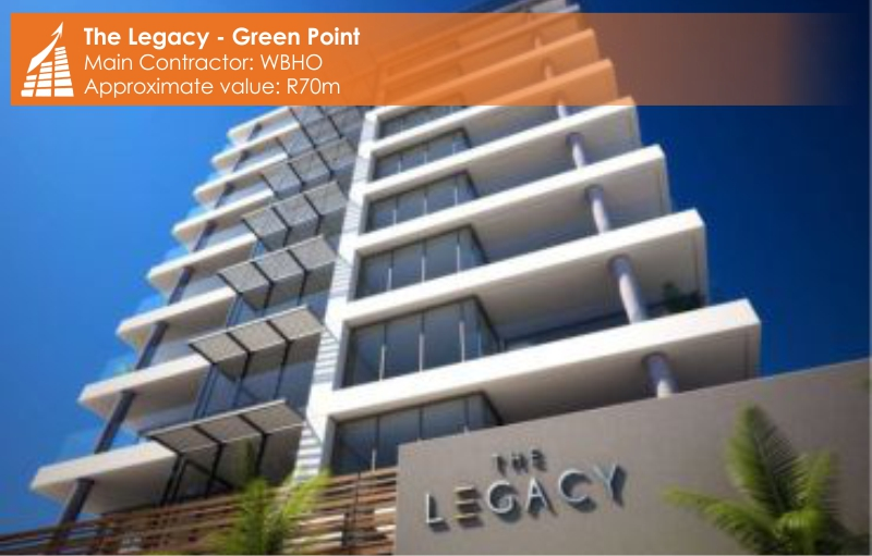 THE LEGACY - GREEN POINT