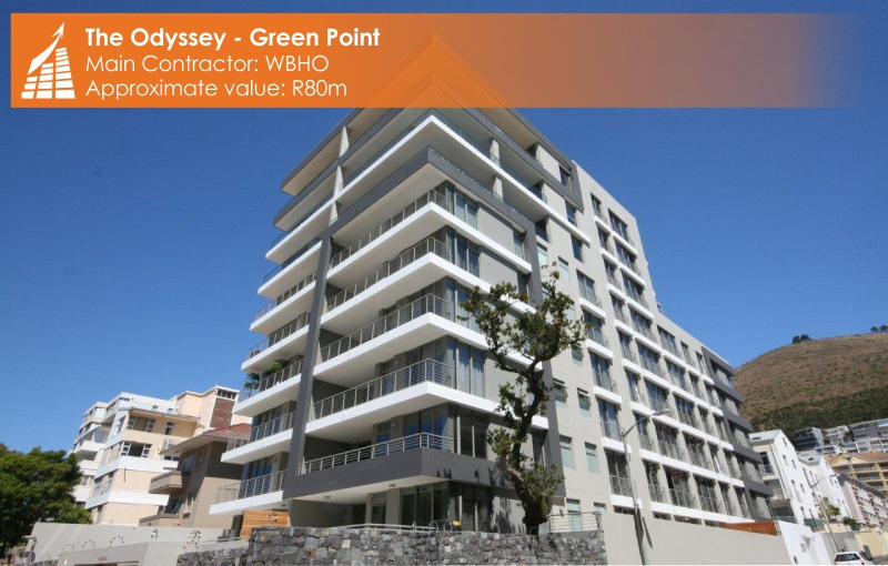 THE ODYSSEY - GREEN POINT