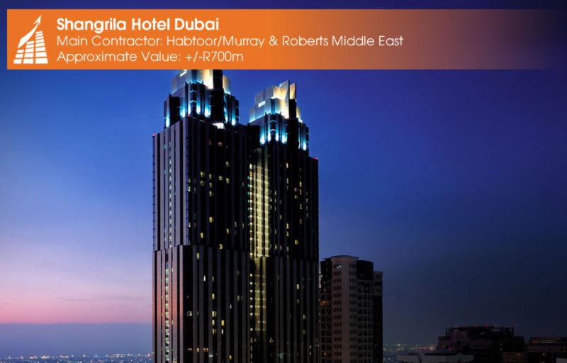 SHANGRILA HOTEL - DUBAI