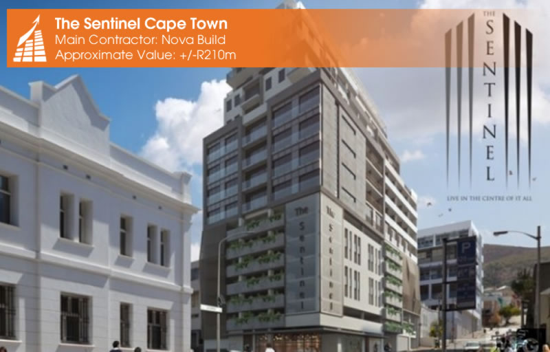 THE SENTINEL CAPE TOWN